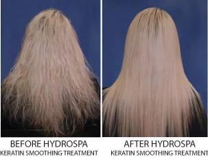 Hair Straightening – Keratin Smoothing Treatment